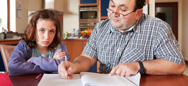 10 conductas de padres que dificultan el aprendizaje del niño en la escuela
