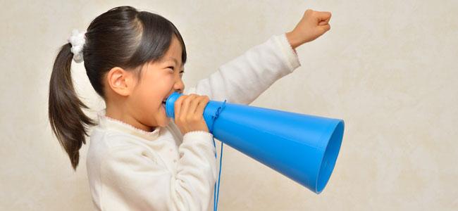 Los niños tienen el derecho de ser escuchados