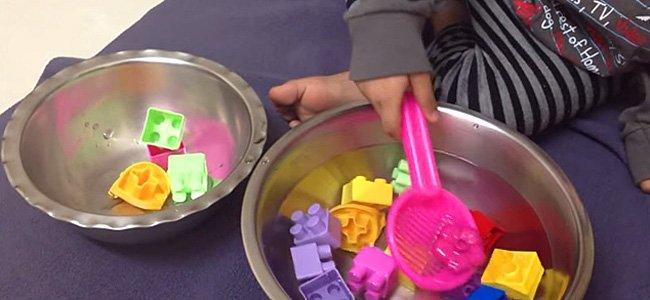Cómo estimular a los niños con actividades caseras