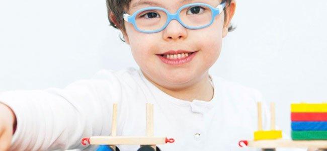Estimulación para niños con discapacidad