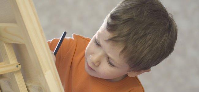 Estimular el dibujo infantil