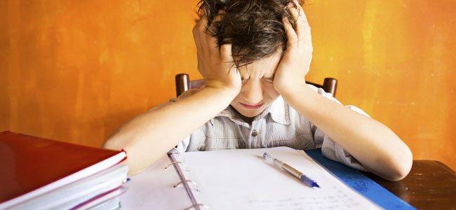 Cómo se trata el estrés infantil