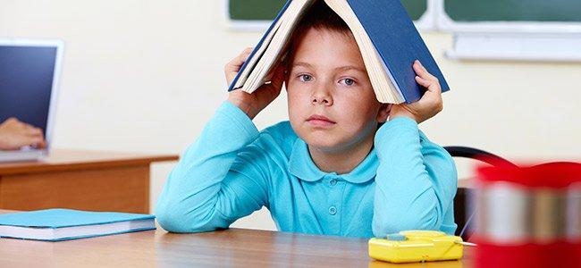 El síndrome postvacacional y la vuelta al colegio de los niños