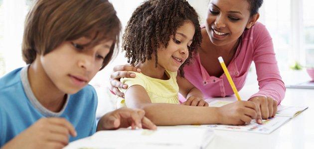 Cómo enseñar a estudiar a los niños