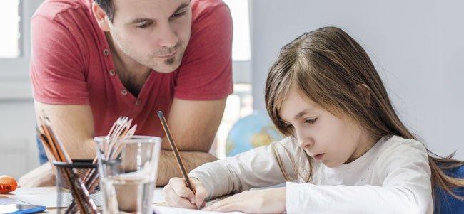 Técnicas de estudio para niños hiperactivos