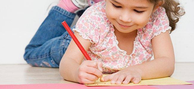 Etapas del dibujo de los niños