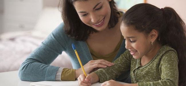 Ayudar al éxito en los exámenes de nuestro hijo