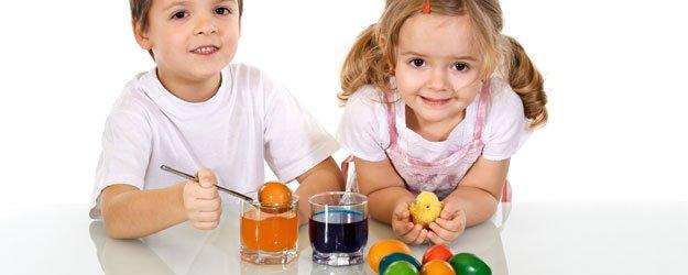 Experimentos científicos para niños con huevos