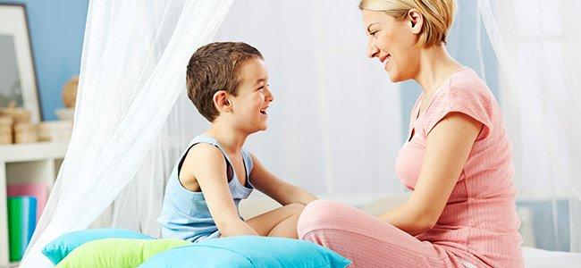 Hablar con los hijos de la hiperactividad