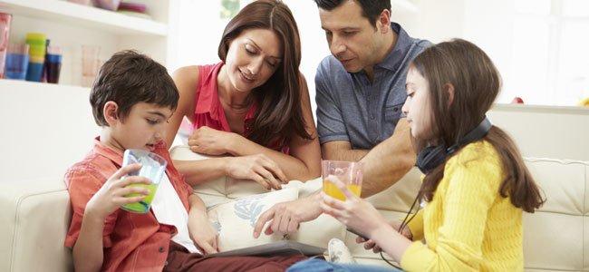 Familia reunida