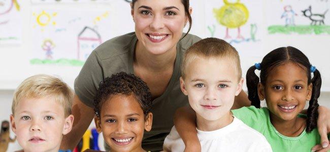 Cómo hacer felices a los niños