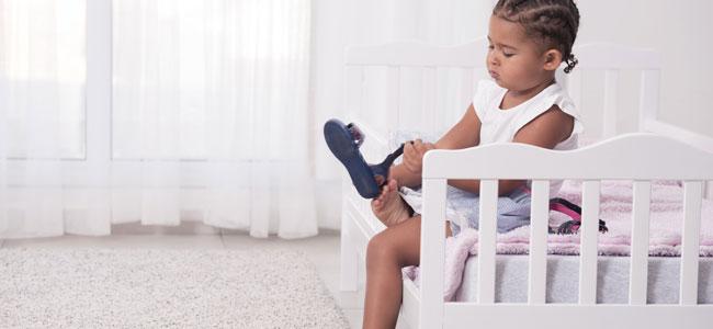 Fomentar la autonomía en los niños