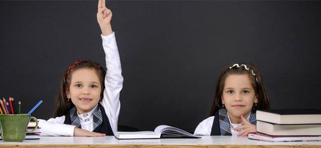 Separar gemelos en el colegio