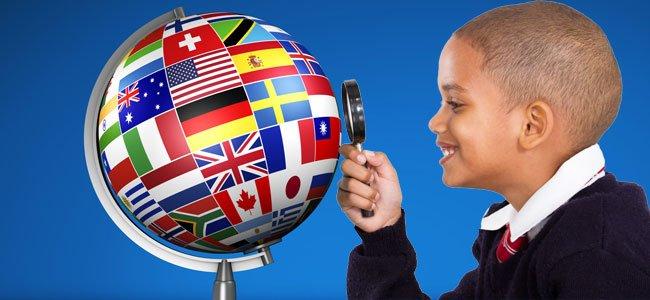 Fomentar el aprendizaje de idiomas en los niños