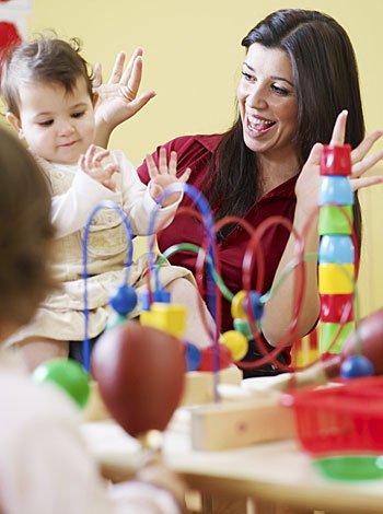 Cómo elegir la guardería para tu bebé