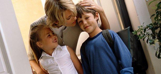 Qué hacer para que los niños vayan contentos al colegio