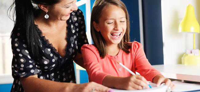 Fomentar las ganas de estudiar en los niños