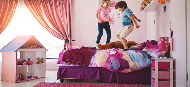 3 consejos imprescindibles para crear una zona de juegos para niños