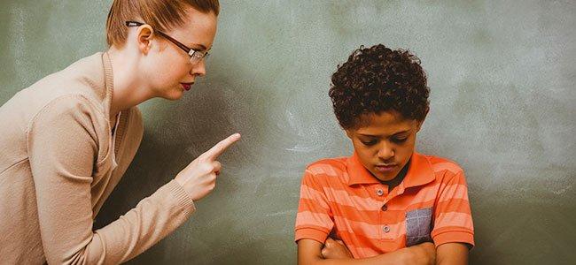 El peligro de hablar mal a los hijos