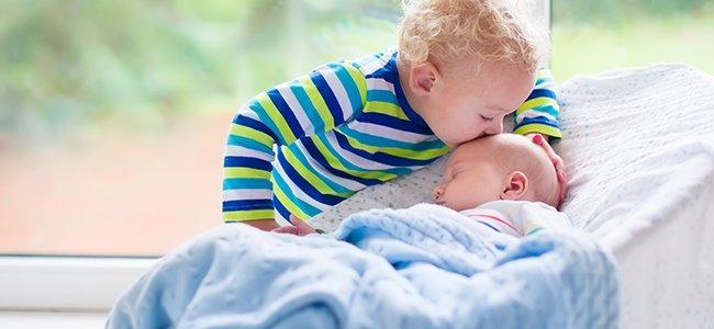 Hermanos, diferencia de edad