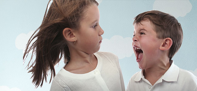 Decisiones que deben tomar los padres en una pelea entre hermanos
