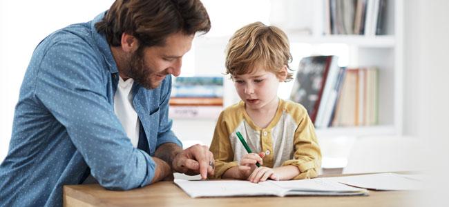 Lo bueno y lo malo de escolarizar a los niños en casa