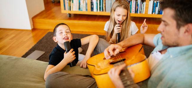 Importancia de las canciones infantiles en el aprendizaje
