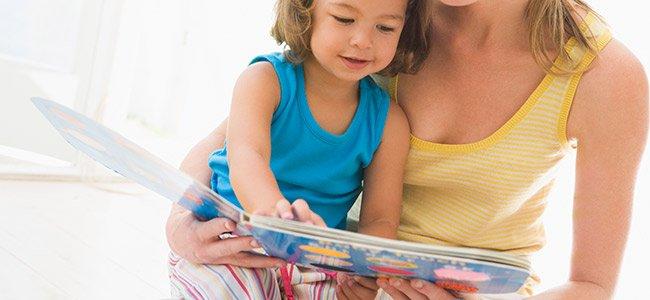 Qué libros elegir para niños