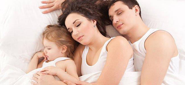 Cuando los niños son el centro de la vida de los padres