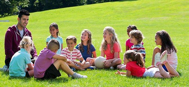 Campamentos ingleses para niños