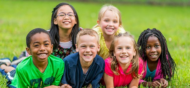 Campamentos de inglés para niños