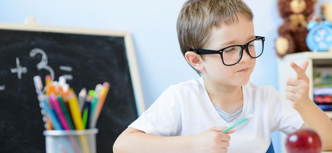 los problemas de aprendizaje en los niños