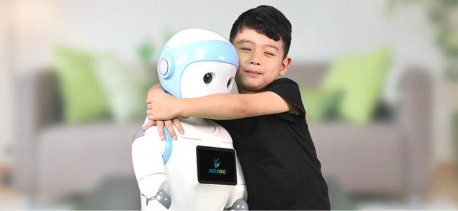 iPal, la niñera robótica