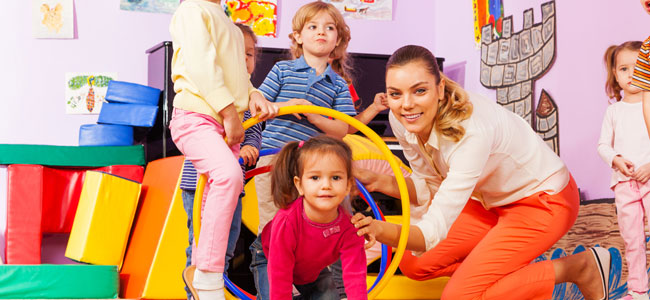 La importancia del juego en la escuela para los niños