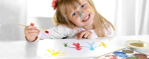 Juegos para aprender los colores.