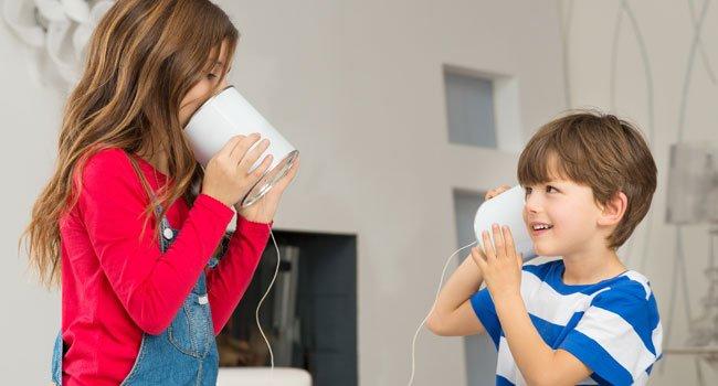 Juegos para desarrollar el lenguaje de los niños