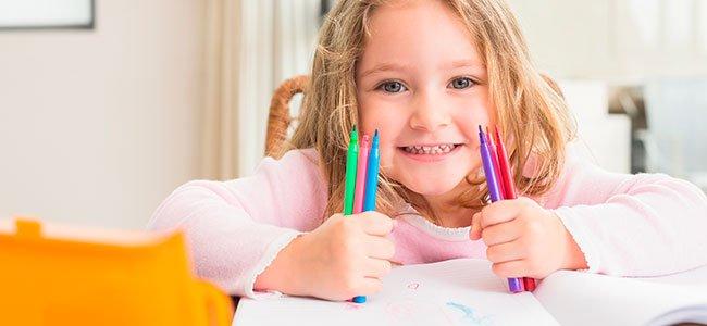 Juegos de psicomotricidad fina para niños