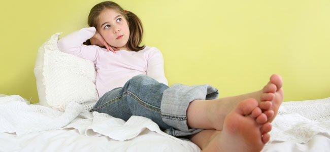 Juegos sexuales según la edad del niño