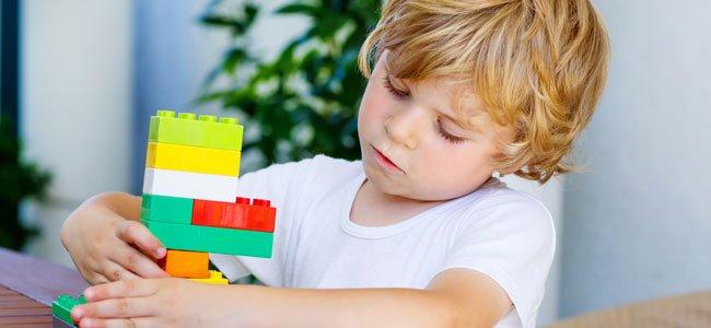 Juguetes ideales para niños Asperger