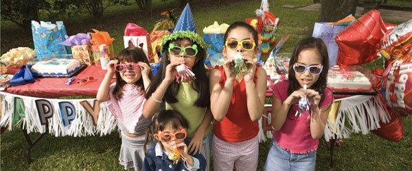 juegos para fiestas infantiles 4 aos