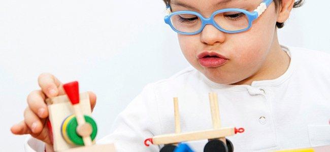 Los mejores juguetes para niños con discapacidad