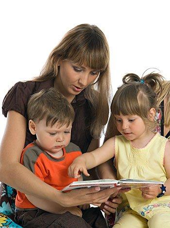 Los cuentos estimulan el cerebro de los niños
