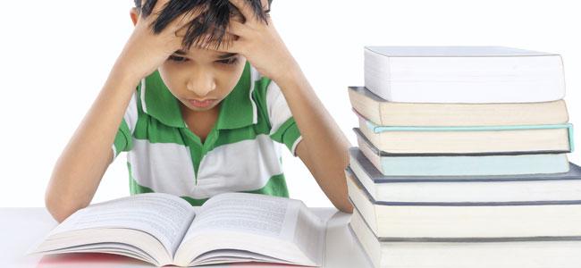 Problemas de lectura en niños con TDAH