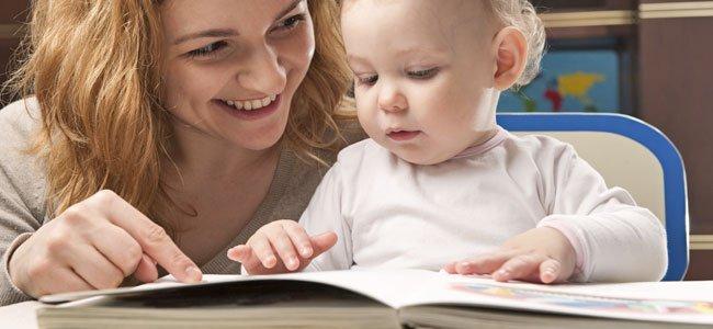 Libros interesantes para niños de 1 a 3 años