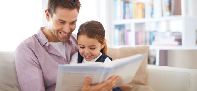 Qué pasa en el cerebro de los niños cuando les leemos un cuento