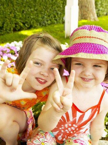 Lenguaje de signos para niños y bebés