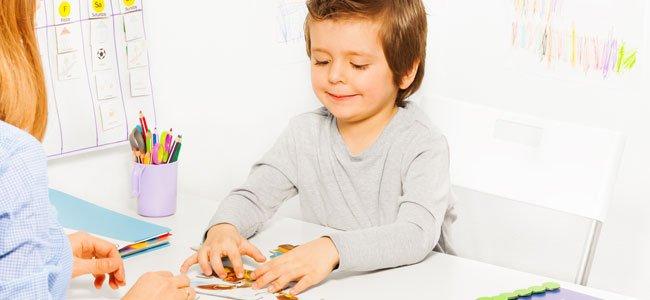 El desarrollo del lenguaje en niños con autismo