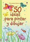 Libros para niños: 50 ideas para pintar y dibujar