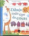Libros para niños: dibuja todo tipo de cosas