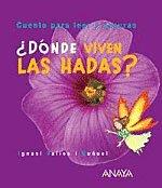 Libro para niños: donde viven las hadas